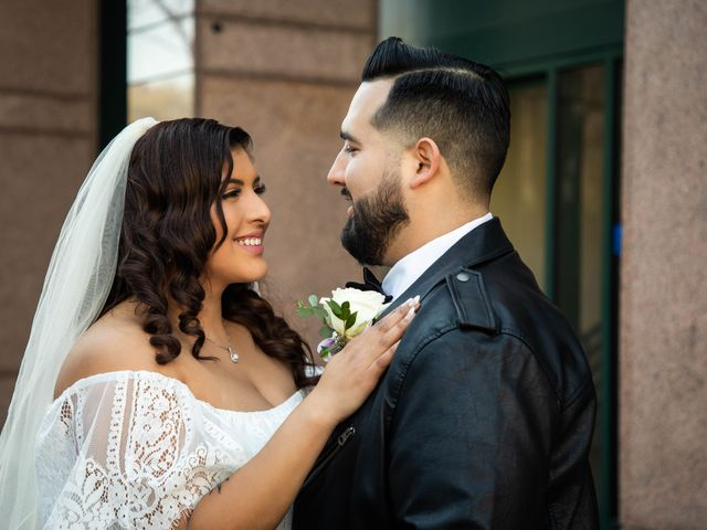 Sarah and Anthony's Wedding in Anaheim, California 18