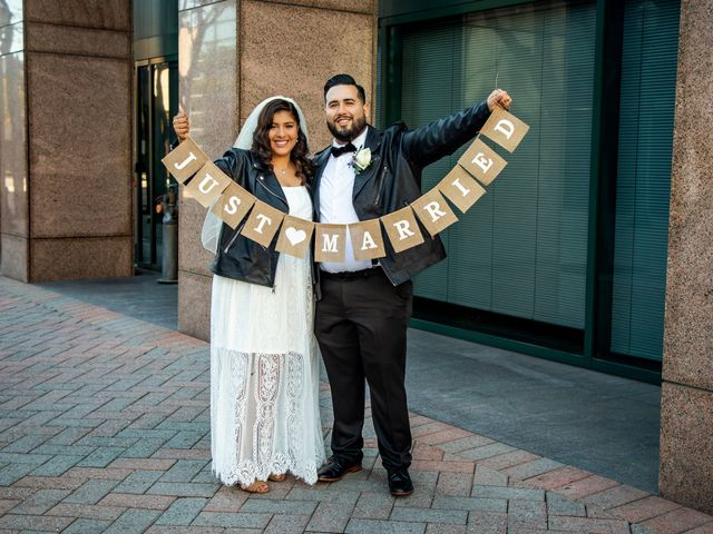 Sarah and Anthony's Wedding in Anaheim, California 1