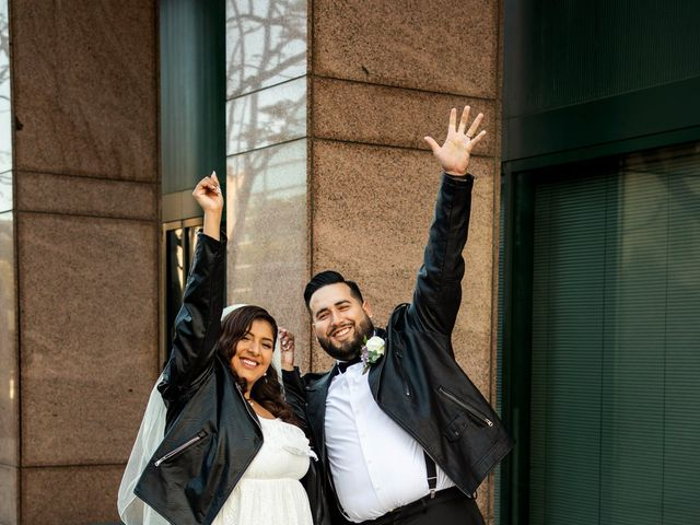 Sarah and Anthony's Wedding in Anaheim, California 20