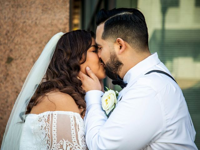 Sarah and Anthony's Wedding in Anaheim, California 23
