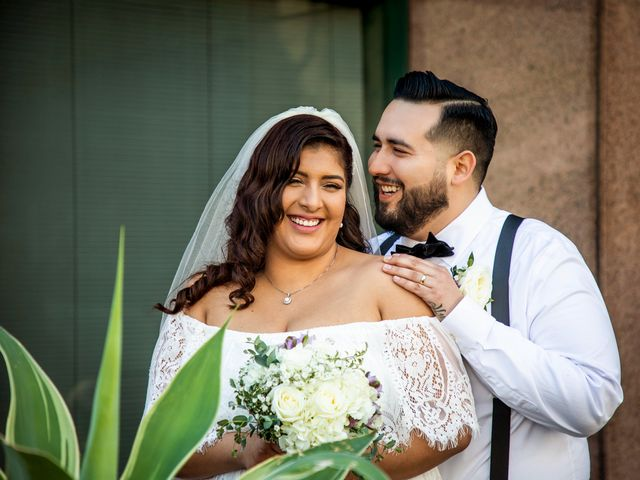 Sarah and Anthony's Wedding in Anaheim, California 24