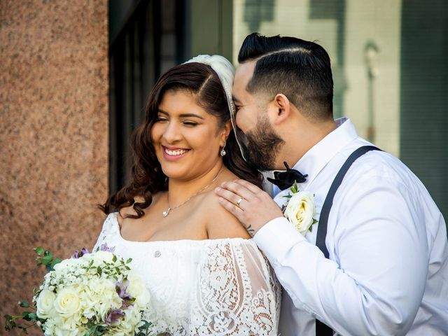Sarah and Anthony's Wedding in Anaheim, California 25