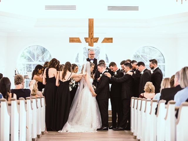 David  and Christine 's Wedding in Tampa, Florida 1