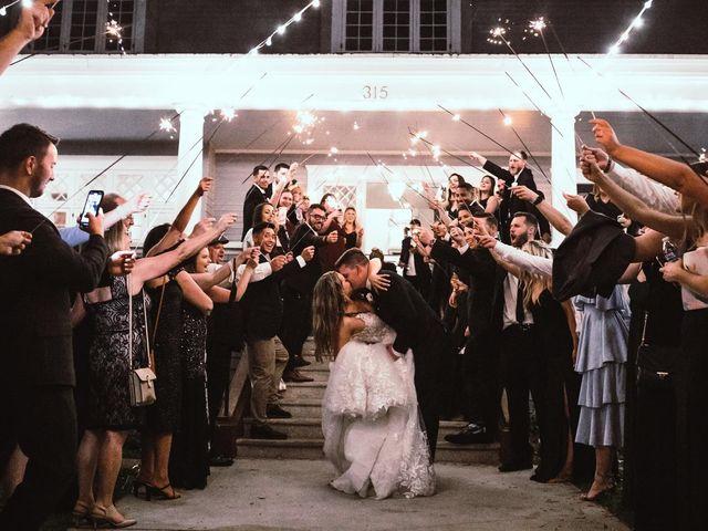David  and Christine 's Wedding in Tampa, Florida 2