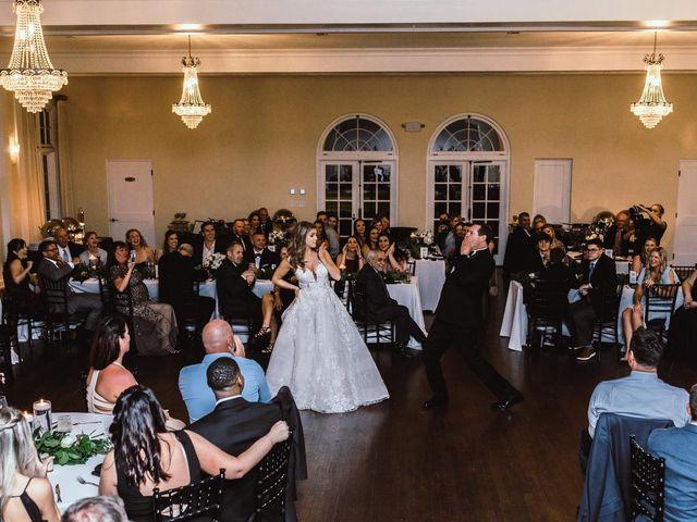 David  and Christine 's Wedding in Tampa, Florida 10