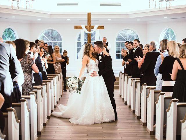 David  and Christine 's Wedding in Tampa, Florida 11