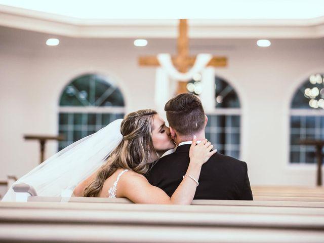 David  and Christine 's Wedding in Tampa, Florida 12