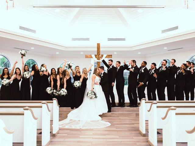David  and Christine 's Wedding in Tampa, Florida 16
