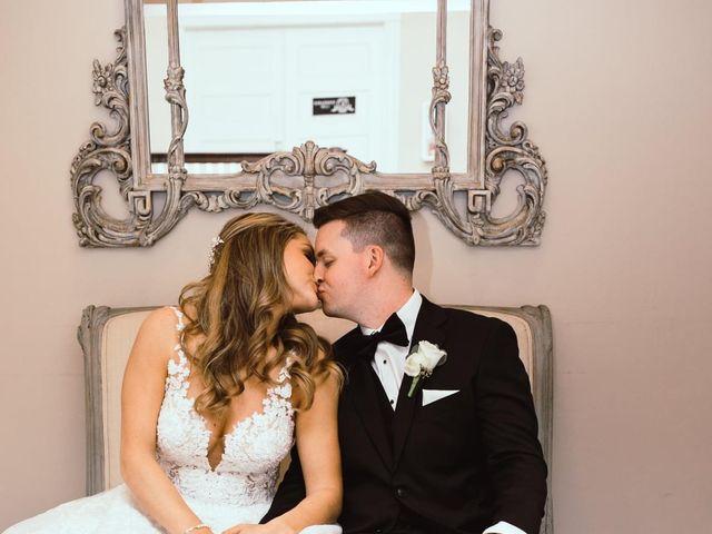 David  and Christine 's Wedding in Tampa, Florida 20