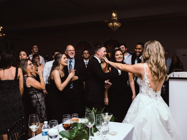 David  and Christine 's Wedding in Tampa, Florida 22