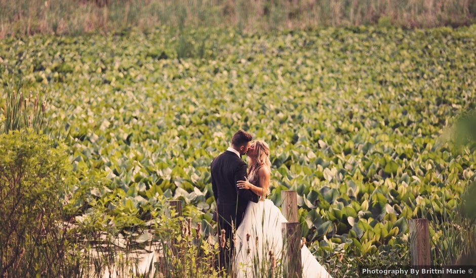 Taylor and Maxwell's Wedding in Marcellus, Michigan