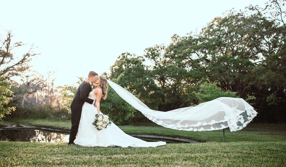 David  and Christine 's Wedding in Tampa, Florida