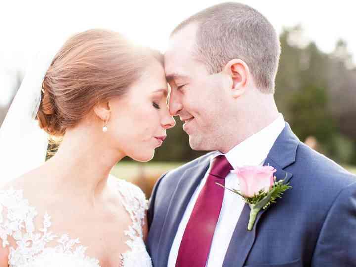 The wedding of Sarah and Stephan