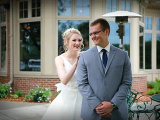 The wedding of Keary and Spencer