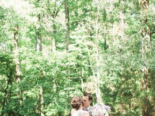 The wedding of Jodie Wilson and Zach Wilson  1