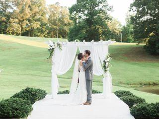 The wedding of Jodie Wilson and Zach Wilson