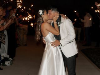 The wedding of Makenzie and Ross 1