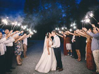The wedding of Madison and Adam 2