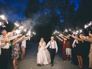 The wedding of Madison and Adam 3