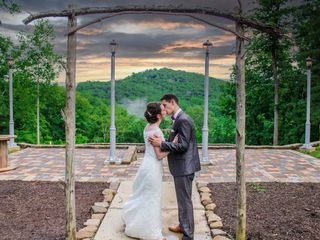 The wedding of Elisabeth and Kyle
