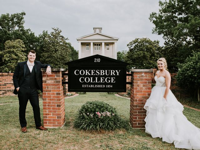 Tyler and Haley's Wedding in Hodges, South Carolina 2