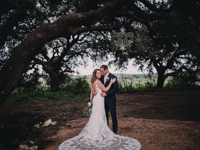 The wedding of Shelby and Kane