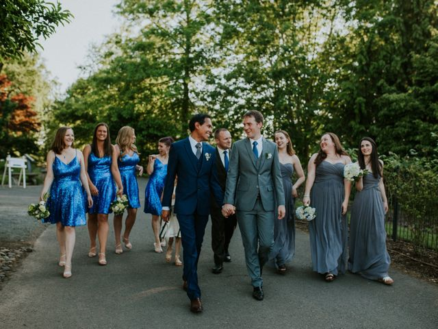 Jeremy and Daniel's Wedding in Silverton, Oregon 1