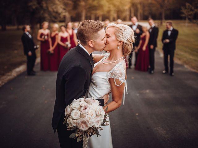 The wedding of Jordan and Michael