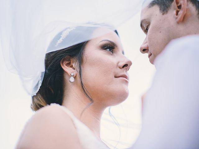 The wedding of Madison and Adam