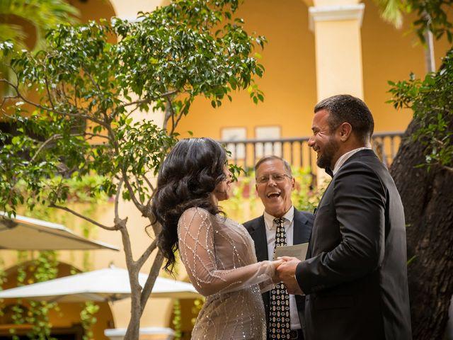 Konrad and Candy's Wedding in San Juan, Puerto Rico 6