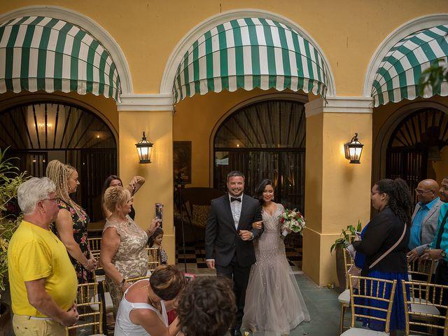 Konrad and Candy's Wedding in San Juan, Puerto Rico 7