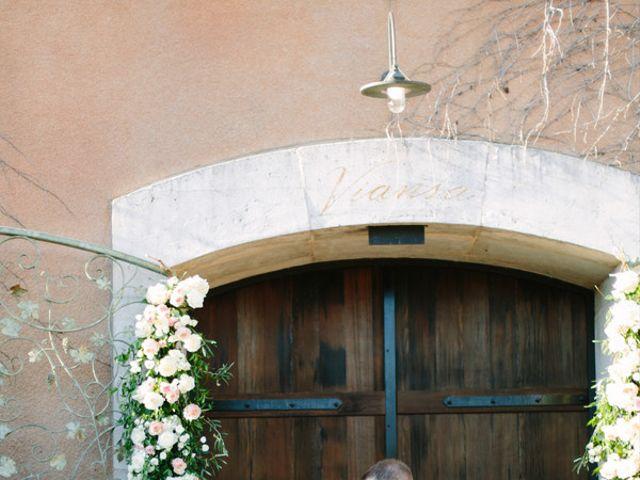 Lori and Kyle's Wedding in Sonoma, California 11