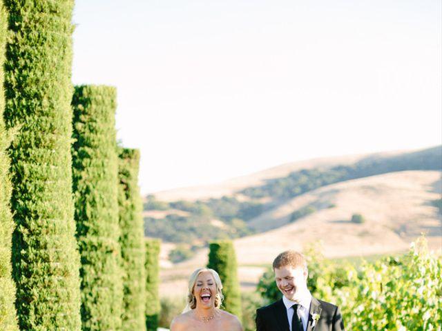 Lori and Kyle's Wedding in Sonoma, California 14