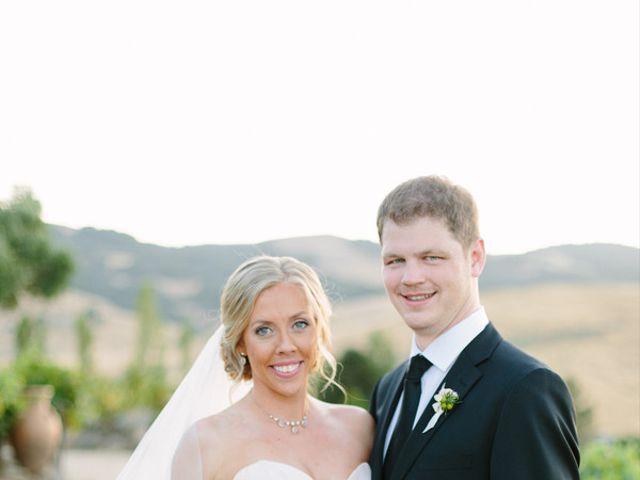 Lori and Kyle's Wedding in Sonoma, California 12