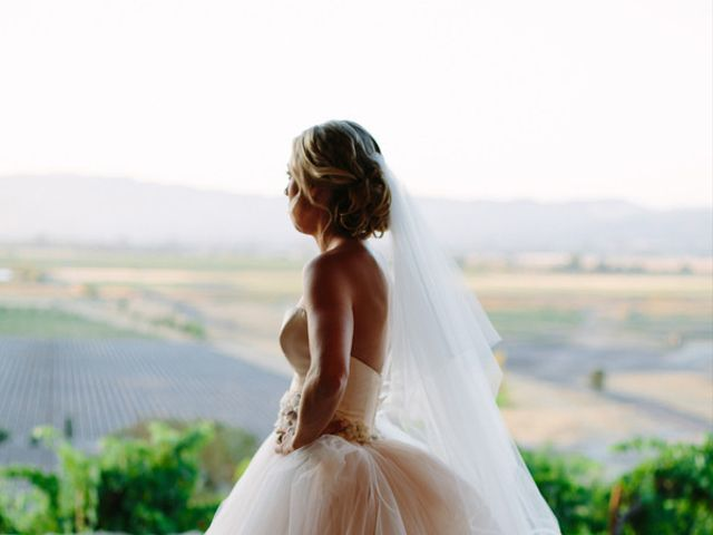Lori and Kyle's Wedding in Sonoma, California 15