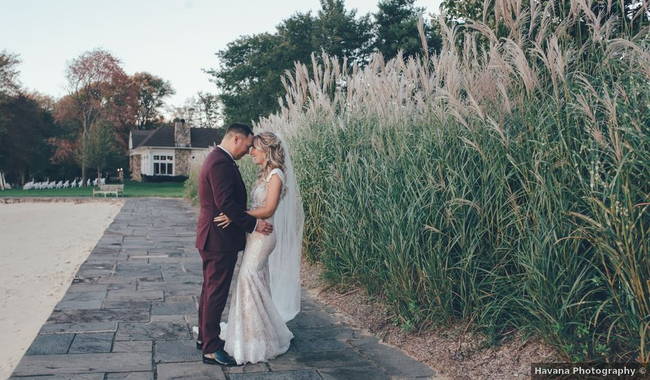 Clinton and Jenifer's Wedding in Franklin Lakes, New Jersey