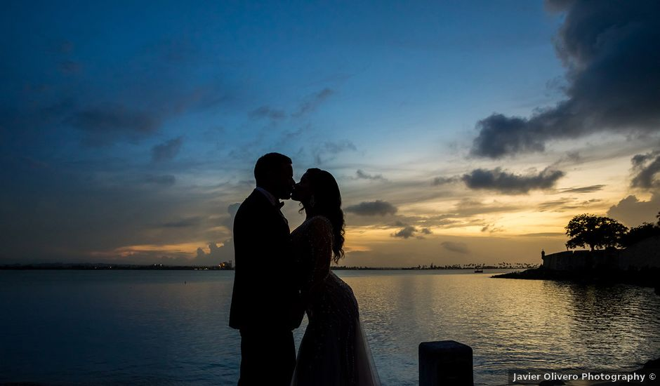 Konrad and Candy's Wedding in San Juan, Puerto Rico