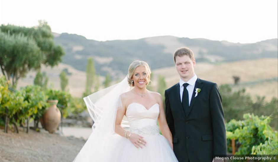 Lori and Kyle's Wedding in Sonoma, California