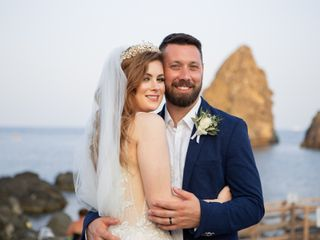 The wedding of Raechelle and Angelo