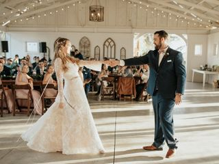 The wedding of Shannon and Kyle