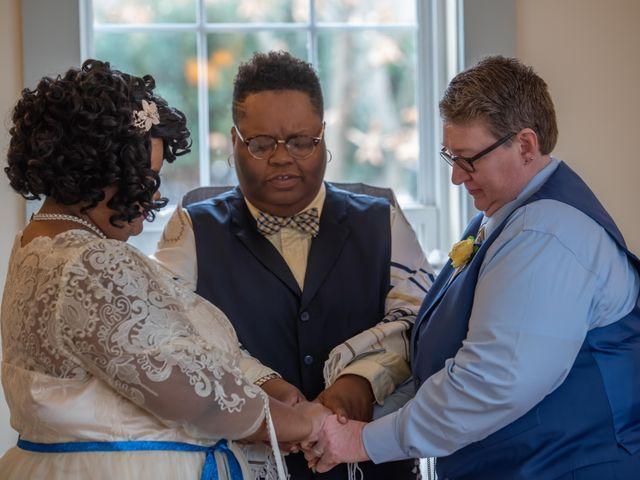 Jackie and Pamela's Wedding in Pittsburgh, Pennsylvania 7