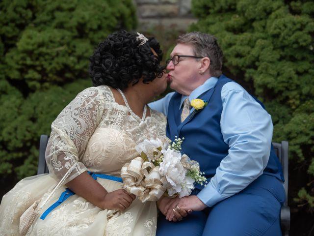Jackie and Pamela's Wedding in Pittsburgh, Pennsylvania 9