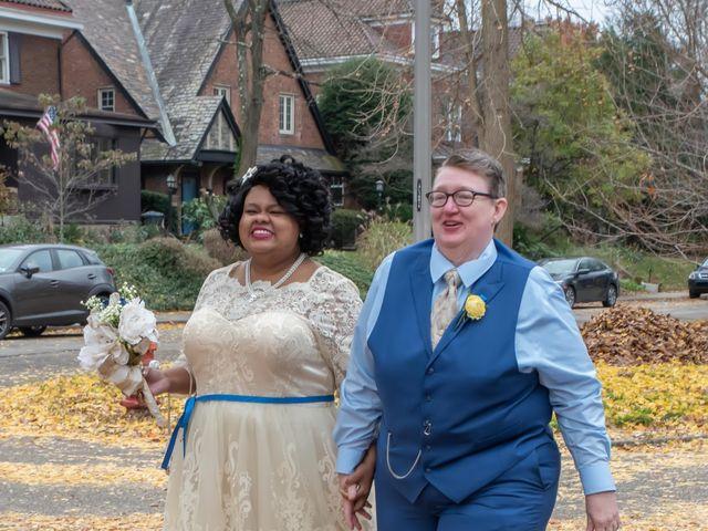 Jackie and Pamela's Wedding in Pittsburgh, Pennsylvania 1