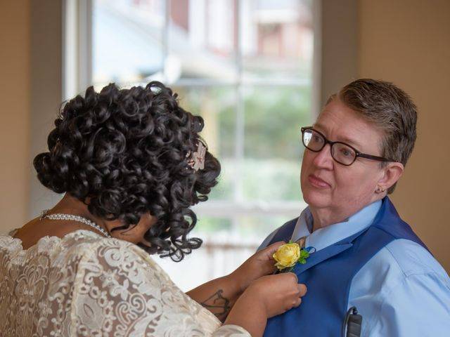 Jackie and Pamela's Wedding in Pittsburgh, Pennsylvania 16