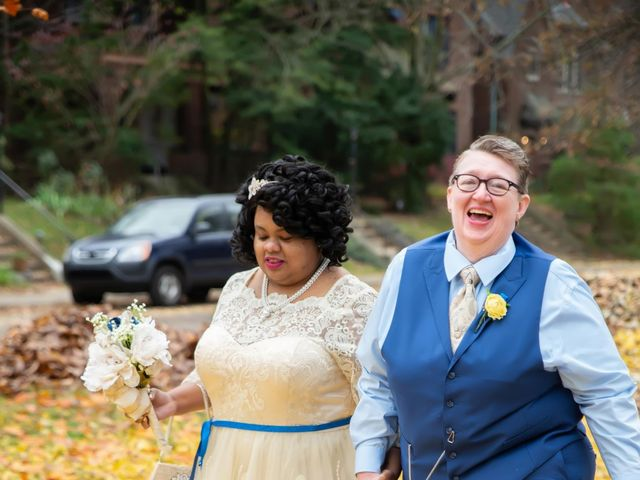 Jackie and Pamela's Wedding in Pittsburgh, Pennsylvania 17