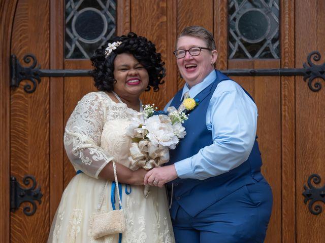 Jackie and Pamela's Wedding in Pittsburgh, Pennsylvania 25