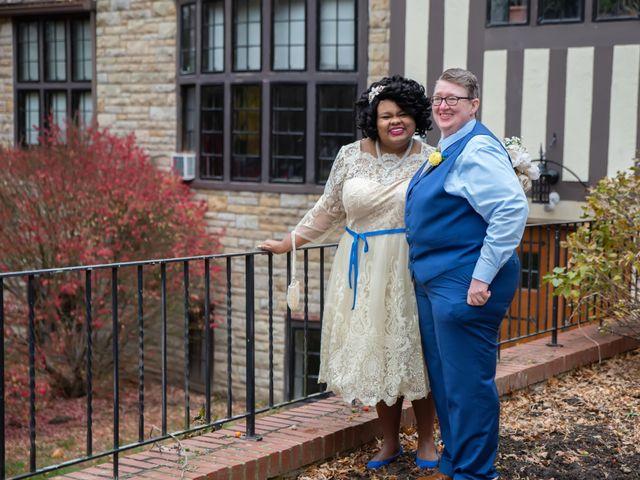 Jackie and Pamela's Wedding in Pittsburgh, Pennsylvania 27
