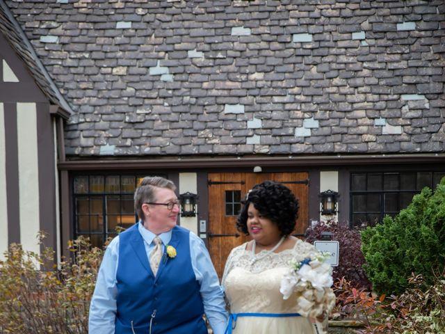 Jackie and Pamela's Wedding in Pittsburgh, Pennsylvania 28