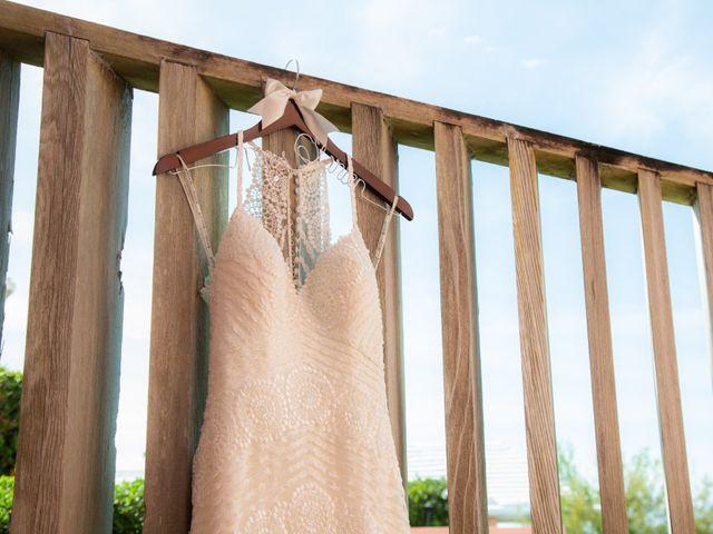 Anthrun and Sarah's Wedding in Somerset Village, Bermuda 1