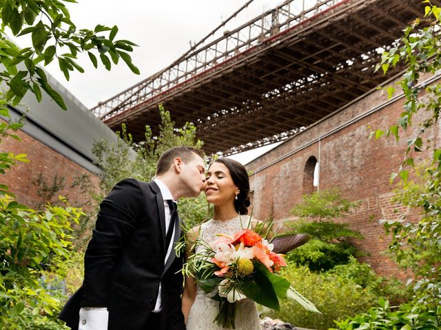 Pete and Marilu's Wedding in Brooklyn, New York 2
